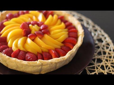 Vegan! Fruit Tart (Recipe)