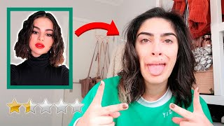 I WENT TO THE BEST REVIEWED MAKEUP ARTIST IN MY CITY | Stormie