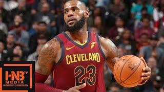 LeBron James (18 pts, 8 ast) Full Highlights vs Pistons / Week 6 / Cavaliers vs Pistons