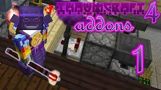 Minecraft - Thaumcraft 4 Addons #5 - Cursed Spirit's Blade
