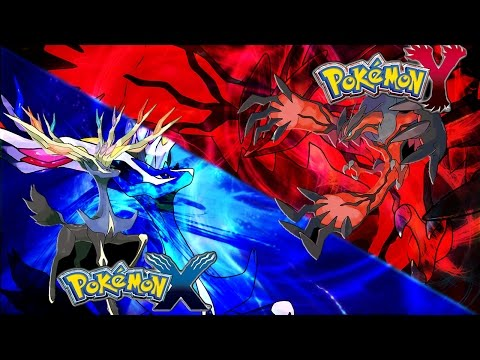 POKEMON X AND Y FREE FOR 3DS NO DOWNLOAD!