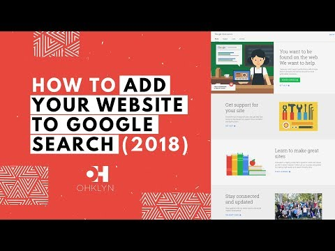 How to Add Your Website to Google Search (2018) | WordPress Google Search Console Tutorial