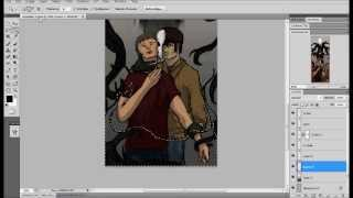 Speed Drawing #2 - The Encounters