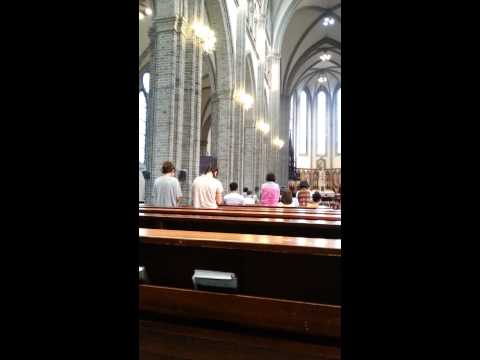 Myeongdong cathedral