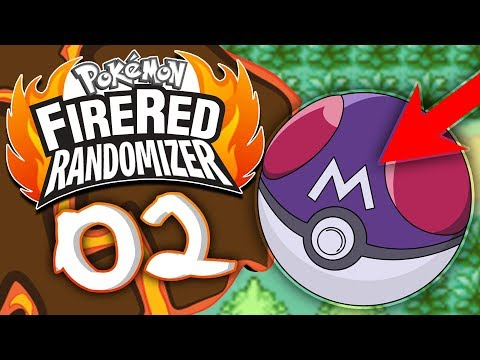 MASTER BALL!! | Pokémon Fire Red Randomizer Nuzlocke #02