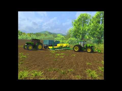 Farming Simulator 2013-Corn Seeding