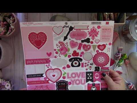 The Paper Studio Scallop Tag Punch ~ Lollipop Favors