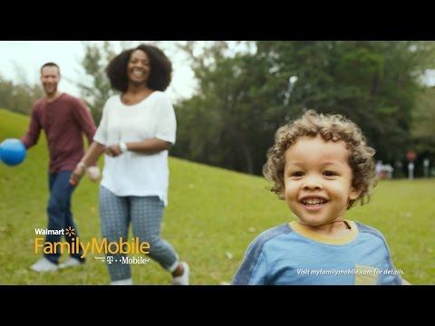 WALMART FAMILY TIME COMMERCIAL   #WalmartFamilyMobile