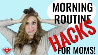 10 Morning Hacks For Moms   Jordan from Millennial Moms
