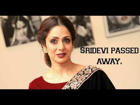 Bollywood celebrities reaction on sridevi death.