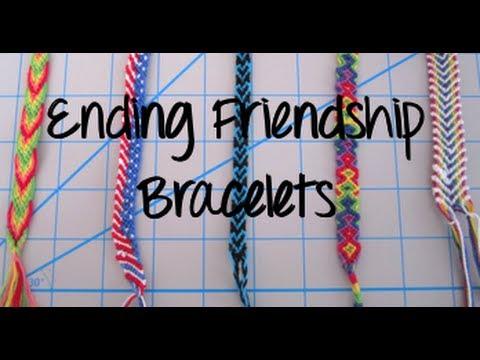 Ending Friendship Bracelets