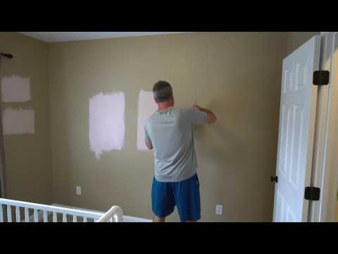 How to Choose Paint Color for Baby's Room