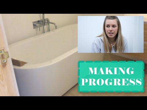 WE ARE FINALLY GETTING SOMEWHERE  | HOME RENOVATIONS UPDATE