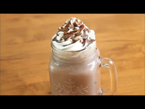 5 ingredient Starbucks Hot Chocolate | Copycat Recipe
