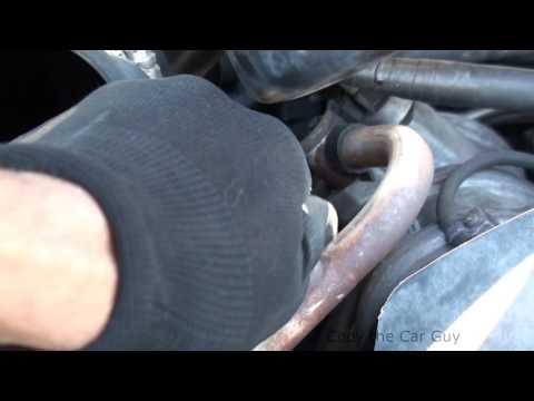 Dodge durango 4.7 ac low pressure port location