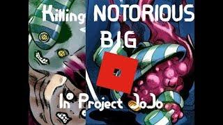 Modded Project Jojo Script