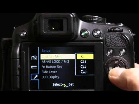 The Panasonic Lumix FZ200 User's Guide Illustrated - Advanced features