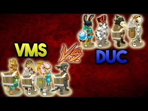 DOFUS, 4 VS 4 Level 180-200 - Serveur Héroïque - Oto mustam - Dofus Sh