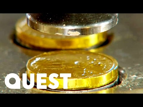Chocolate Coins | How It's Made