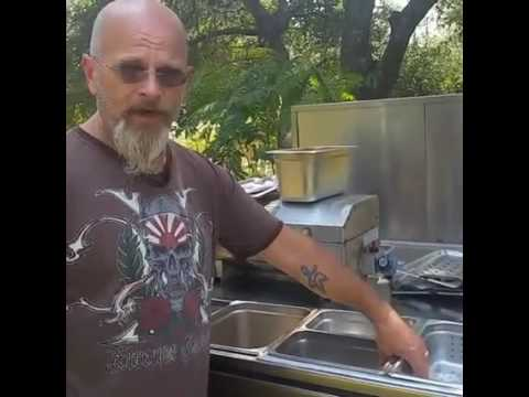How to Boil, Steam, Grill on a Hot Dog Cart