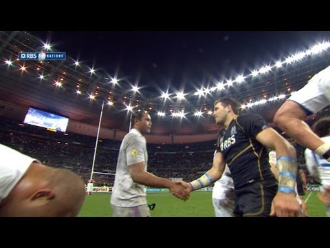 France v Scotland Full Match Highlights 16 March 2013