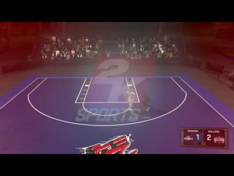 Getting Killed By Steph Curry