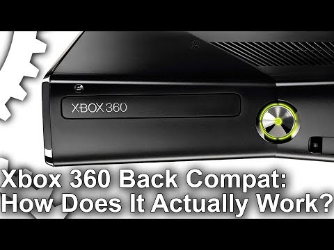 How Does Xbox 360 Backwards Compatibility on Xbox One Actually Work?