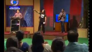 Quiz Show Prashnottari: Star Rajesh Khanna: Women Poly College Part 1