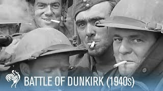 Incredible Footage of the Battle of Dunkirk (1940)   War Archives