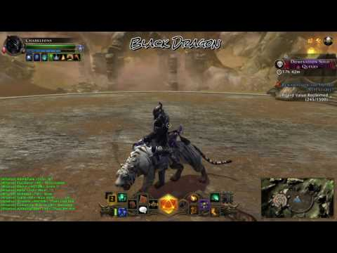 Route to Black Dragon DF - Neverwinter