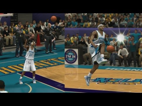 NBA 2K13 My Career - Changing Sig Skills and Floater