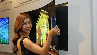 LG W7 Series Unboxing/Installation! Model W is PaperThin OLED 4K HDTV! Read Description!