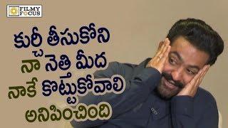 NTR Reveals his Mistake in Jai Lava Kusa Movie Climax Scene - Filmyfocus.com