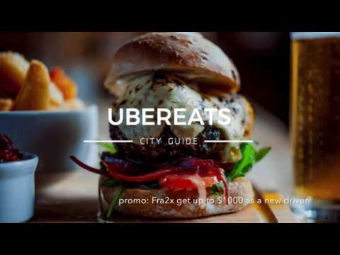 How Much do Ubereats Drivers Make?