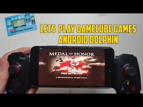 Medal of Honor: European Assault Android Gameplay Dolphin Emulator for Gamecube/Wii console