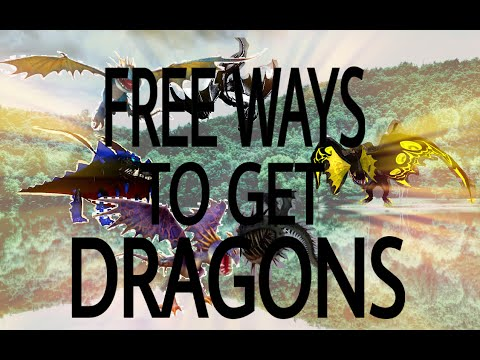 SoD Tips #5: Ways to get free dragons NO HACK (11.11.-15) - School of Dragons