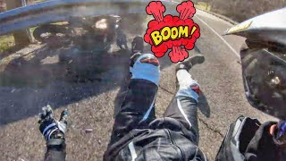 How NOT to Ride a Motorcycle 2020 - Close Calls & Hectic Moto Moments!