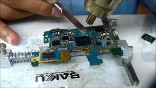 Note 2 dead fix by chnging Emmc