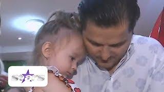 Liviu Vârciu şi Anda Călin, petrecere cu fast pentru fetiţa lor!