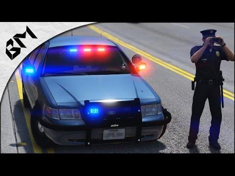 GTA 5 - LSPDFR - Attaque Terroriste - Undercover - Patrouille 11