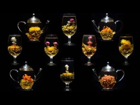 Flowering Tea - We make Art with Tea (Artisan teas)