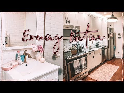 SUMMER Evening Routine | Antonnette