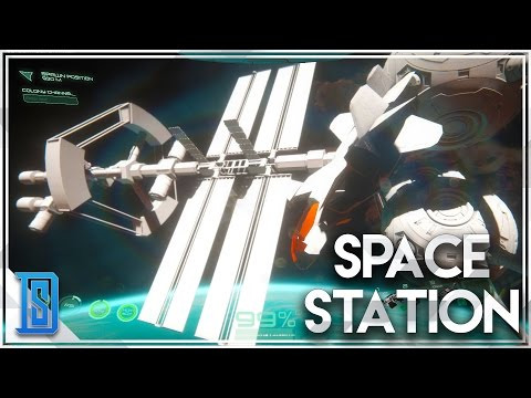 Osiris:New Dawn -Part 7 - Spaceship/Space Station/Abandoned Outposts!