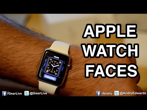 Apple Watch: How to Change & Customize Apple Watch Faces