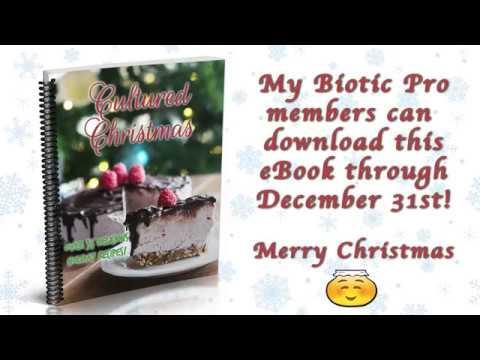 Cultured Christmas eBook