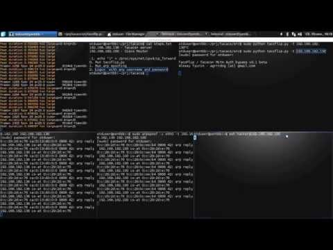 Auth bypass attack on a Cisco router and a TACACS+ server