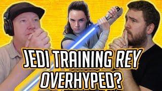 Jedi Training Rey Overhyped? Or Secretly Amazing? | Star Wars: Galaxy of Heroes