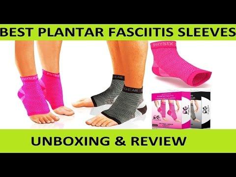Best Plantar Fasciitis Sleeve | Unboxing & Review