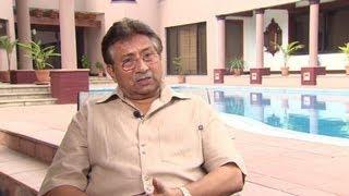 Fmr. Pakistan President Musharraf