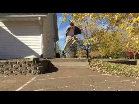 Skateboarding and Snowboarding Eau Claire, Wisconsin Edit 2014